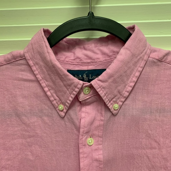 Polo by Ralph Lauren Other - Polo Classic Fit Linen Sport Shirt